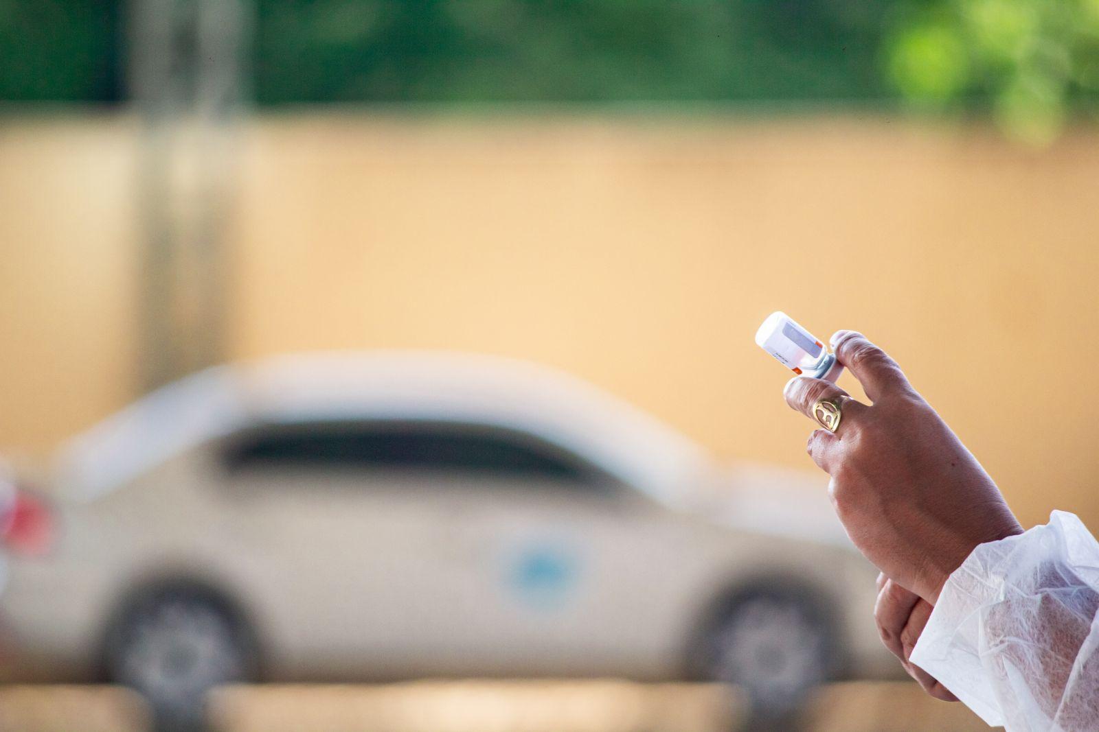 Vacinação em Baixo Guandu