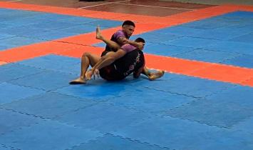 Wellington Nunes vence campeonato de Jiu-Jitsu