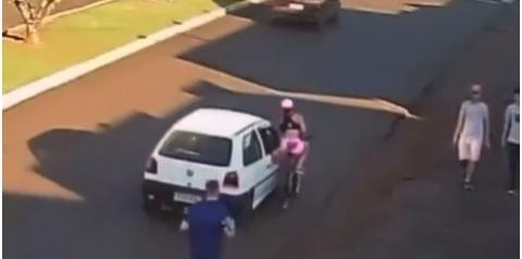 Suspeito de assediar jovem em bicicleta é preso no Paraná