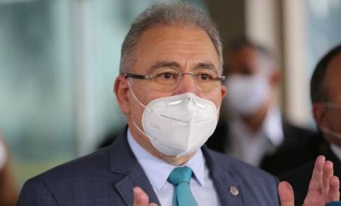 Ministro da Saúde testa positivo para COVID