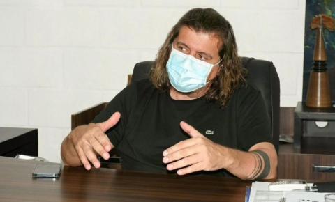 Prefeito de São Mateus, Daniel Santana, é preso em operação da PF.