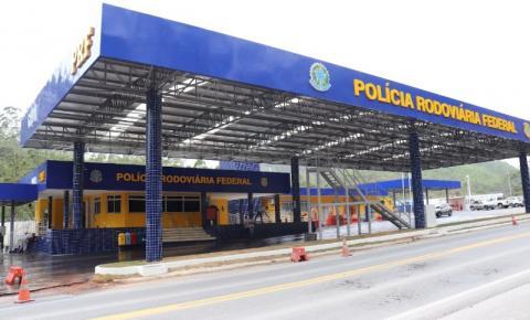 PRF inaugura Unidade Operacional em Brejetuba (ES)