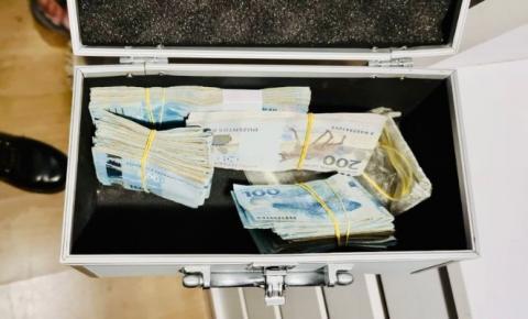 Operações da PF: R$ 1 bilhão em esquema ilegal