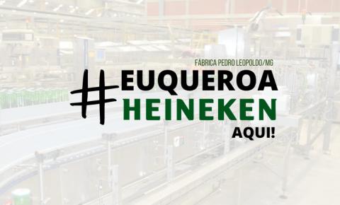 Manifestação do movimento #euqueroaHeinekenaqui é suspensa