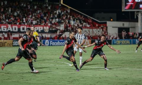 Líder Atlético-MG tropeça diante do Atlético-GO